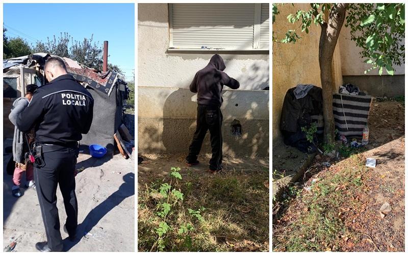 Razie comună în Municipiul Arad a Poliţiei Locale, Poliţiei Naţionale şi a Jandarmeriei
