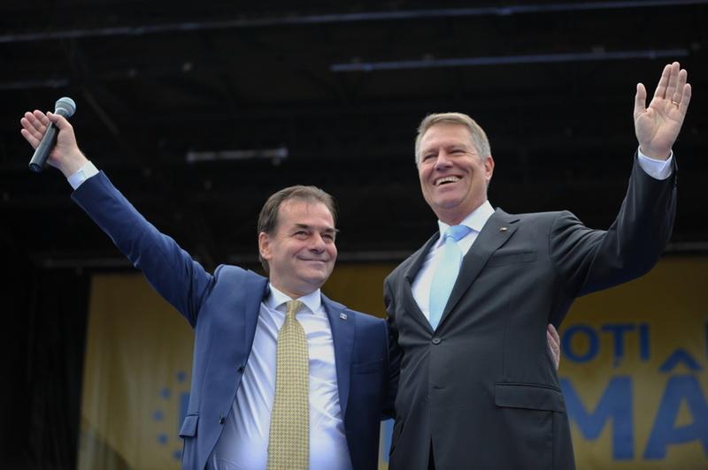Ludovic Orban, desemnat premier de Klaus Iohannis!