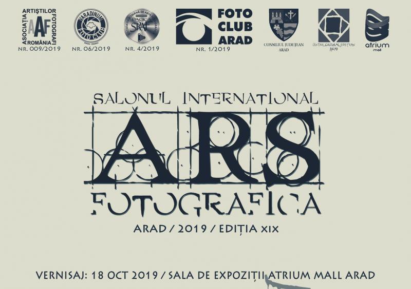 Vernisajul Ars Fotografica, la ediția a XIX-a