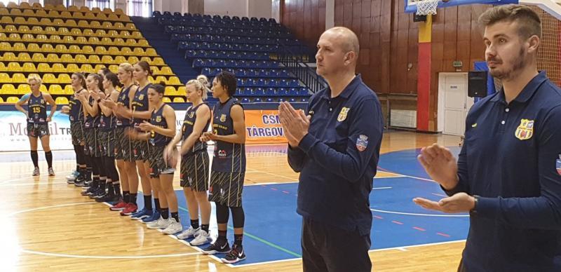 Înfrângere în Cupă cu marea rivală, urmează returul de la Arad: CSM Târgoviște – FCC Baschet Arad 60-53