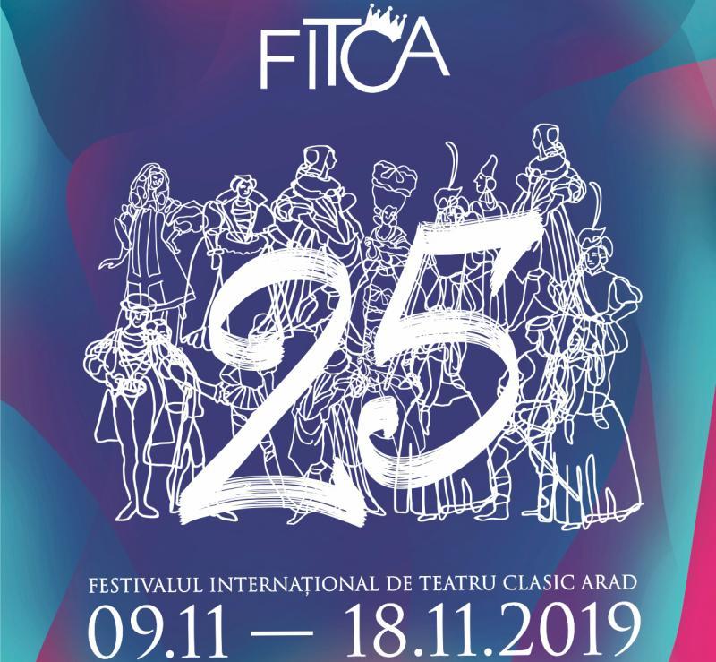 Festivalul Internațional de Teatru Clasic Arad sărbătorește 25 de ani!