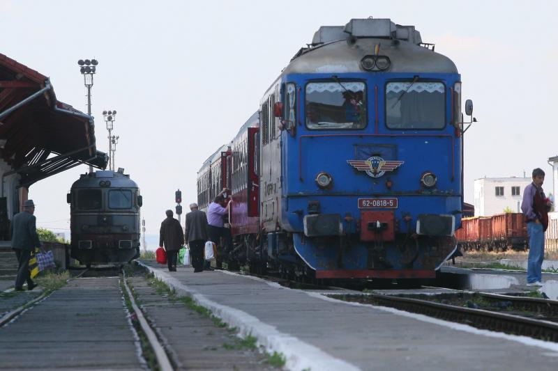 Circulația trenurilor se modifică! Mai multe rute vor fi afectate