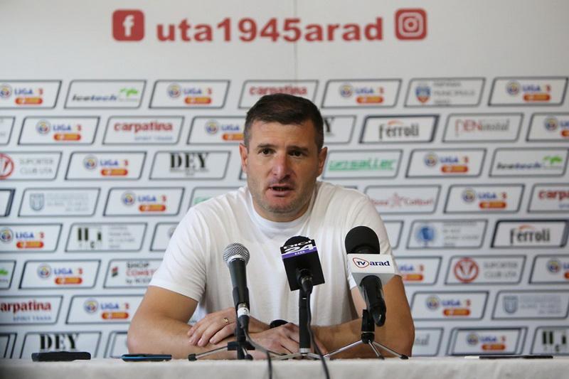 """Balint, după victoria cu eterna rivală: """"Fotbalul îți dă momente frumoase, dedicăm victoria fanilor"""""""