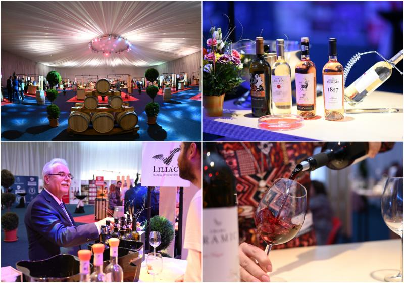 Timp de 3 zile, Arad a fost Capitala Vinurilor din România, în cadrul celei de-a treia ediții Vicii și Delicii, desfășurată la Expo Arad
