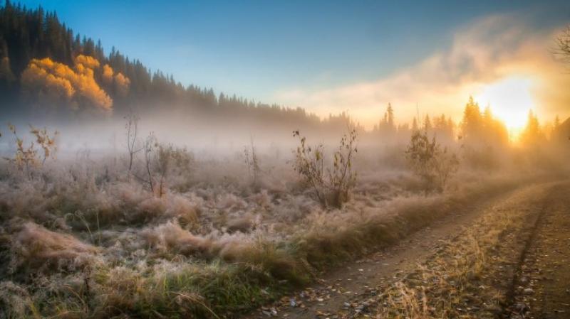 Temperaturile scad serios în România. O masă de aer arctic se instalează în Europa