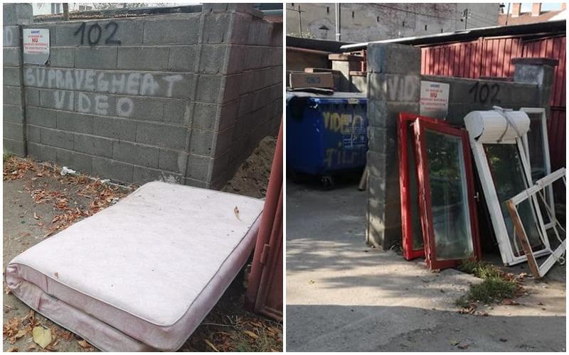 Legea a intrat în vigoare! Abandonarea deșeurilor, sancționată mult mai drastic