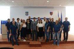 Medalia Centenar pentru 11 investitori care au făcut donații Compartimentului de Boli Infecțioase Copii a Spitalului Județean Arad