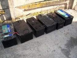 Hoți de baterii auto prinși de polițiștii arădeni