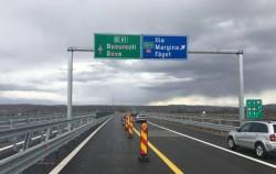 Restricții de circulație pe cea mai nouă autostradă. AFLĂ de ce