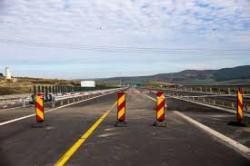 O porțiune din autostrada A1 se va închide pentru 24 de ore