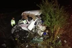 CARNAGIU pe o șosea din România : 10 persoane au MURIT și 9 răniți GRAV