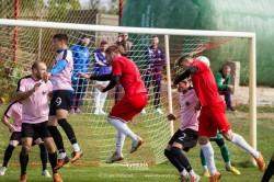 """UTA s-a impus cu 5-1 în amicalul cu Păulișana Păuliș. Balint: """"Chiar dacă nu am avut meci oficial, a fost o săptămână grea pentru băieți"""""""