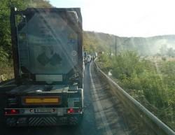 Grav accident cu patru victime pe DN7 la iesirea din Soimos spre Milova
