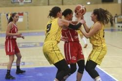 Prima victorie din noul sezon: FCC Baschet Arad – BC Târgu Mureș 76-34