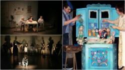 București și Cluj Napoca - două destinații pe harta artistică a actorilor arădeni  în această săptămână