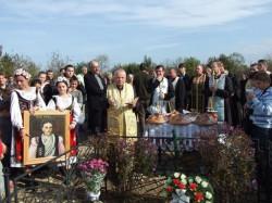 Au trecut 86 de ani de la prima semnalare a stigmatelor Rafilei Găluț din Bocsig
