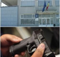 TRAGEDIE la Arad ! Un angajat al Penitenciarului Arad a fost găsit împușcat mortal