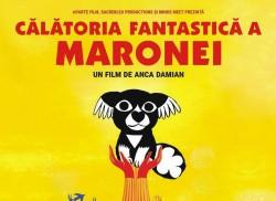 """Animația """"Călătoria fantastică a Maronei"""", la Cinematograful din Grădiște"""
