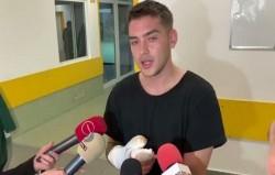 CINE este tânărul atacat cu cuțitul in Cinematograful din Timișoara și ce a declarat el presei