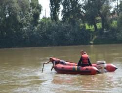 Cadavru plutitor pe Mureș în zona Mănăstirii Bodrog!