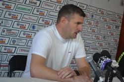 """UTA se deplasează la Reșița pentru a continua seria pozitivă. Balint: """"Trebuie să ne adaptăm la teren și adversar, pentru a aduce punctele la Arad"""""""