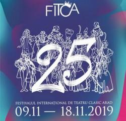 Festivalul Internațional de Teatru Clasic Arad ediția a 25-a - Program