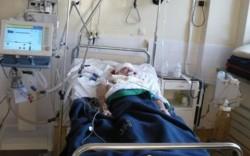 Un arădean a fost arestat după ce și-a băgat iubita în spital