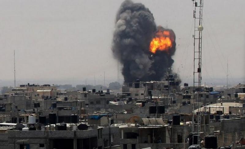Ripostă devastatoare cu rachete sâmbătă dimineaţa a Israelului în Fâşia Gaza