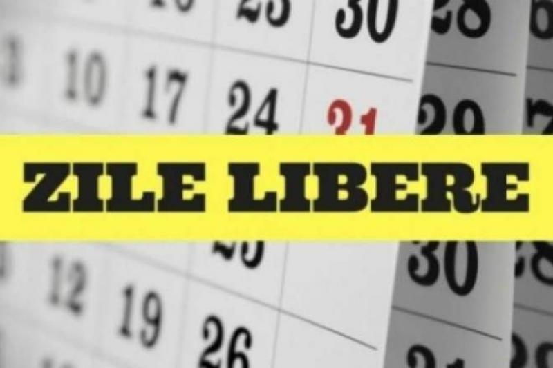 Ce se va întâmpla cu zilele LIBERE de Sfântul Andrei și 1 Decembrie?