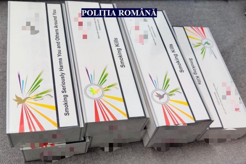 Vindea țigări netimbrate la Fortuna