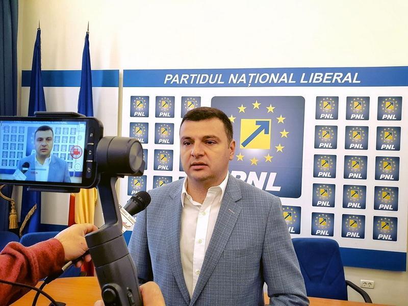 Bîlcea: PNL a obţinut un scor de 40% în Municipiul Arad