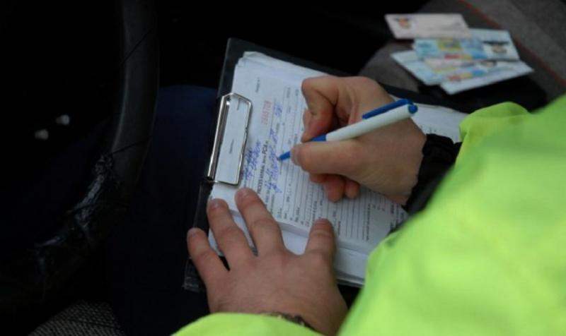 Aproape 800 de amenzi au fost aplicate de polițiștii arădeni în doar cinci zile