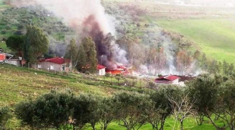 TRAGEDIE în Italia, la o fabrică de artificii