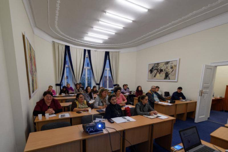 O nouă serie de curs Inspector / Referent Resurse Umane începe în ianuarie 2020 la Camera de Comerţ Arad