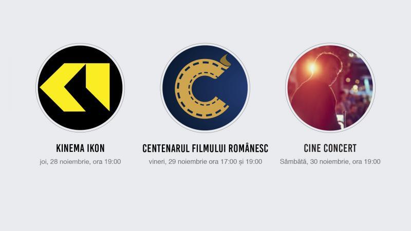 Evenimente de excepție la cinema Arta, Grădiște și Solidaritatea