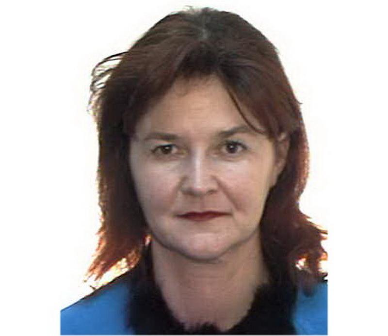 Femeie de 52 de ani din Vladimirescu căutată de familie