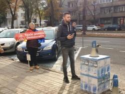 Viorica Dăncilă, huiduită la Timișoara