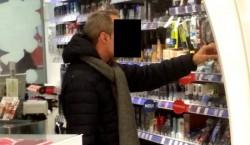 Un magazin de pe Calea Radnei, asaltat de hoți
