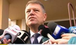 """Klaus Iohannis: """"Am votat pentru o Românie normală"""""""