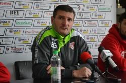 """După o săptămână pe drumuri, UTA revine acasă pentru meciul cu Gloria Buzău. Balint: """"O echipă cu un apetit ofensiv important"""""""