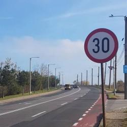 Se modifică limita de viteză pe strada Eugen Popa