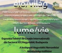 "Expoziția Sectorului XII Budapesta la Arad ""lume/vie"""