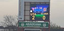 Reușitele superbe semnate de C. Rus și Buhăcianu aduc încă trei puncte: UTA – Gloria Buzău 3-0