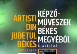 """Expoziția """"Artiști din județul Békés"""", vernisată în Sala """"Ovidiu Maitec"""" începând de vineri"""