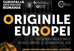 Patrimoniul arheologic arădean, prezentat la Festivalul Internațional de Arte EUROPALIA (Liège, Belgia)