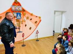 Copiii noștri preveniți de polițiștii arădeni, prin activități interactive deosebite #10 pentrusiguranță
