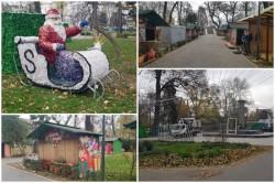 Începe Târgul de Iarnă, ediția 2019: atracții pentru copii, produse tradiționale specifice sărbătorilor și multă distracție