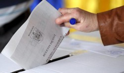 Prezența la vot - Alegeri prezidențiale turul doi. Date oficiale de la BEC, ora 11. Vezi procentul în județul Arad