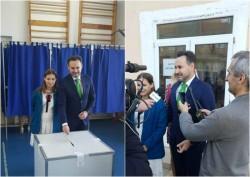 """Gheorghe Falcă: """"Am votat pentru un președinte care a reprezentat România la cel mai înalt nivel"""""""