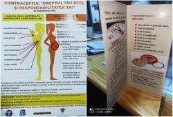 Promovarea sănătății reproducerii și planificării familiale, în Arad